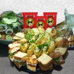 Sandwich Tray Combo